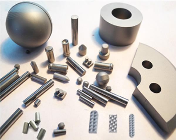 Irregular Carbide Products