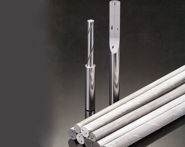 Rods with 2 Helical Holes,40º