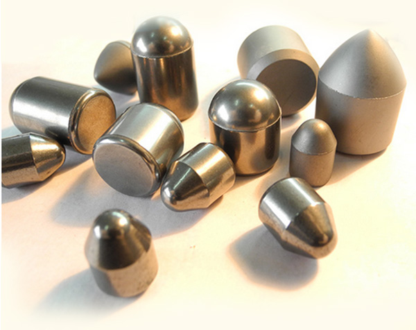 Carbide Buttons for DTH Bits
