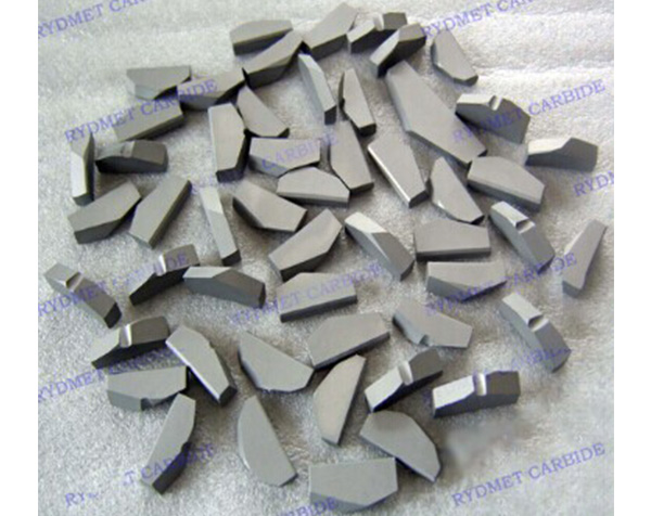 Carbide Inserts for Roof Bits