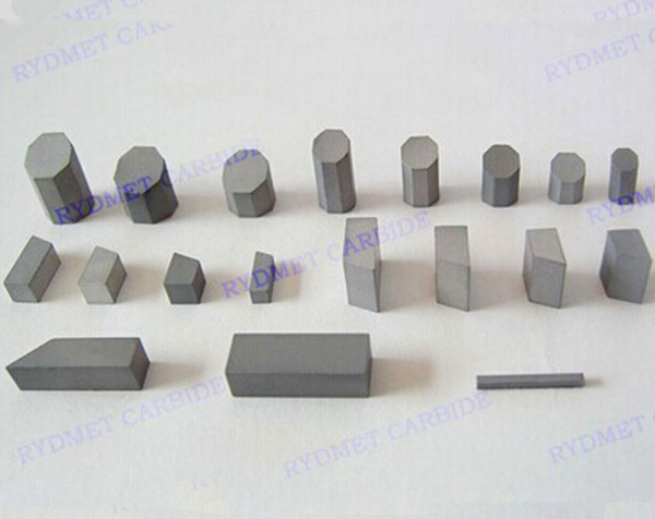 Carbide Inserts for Geologic Tools