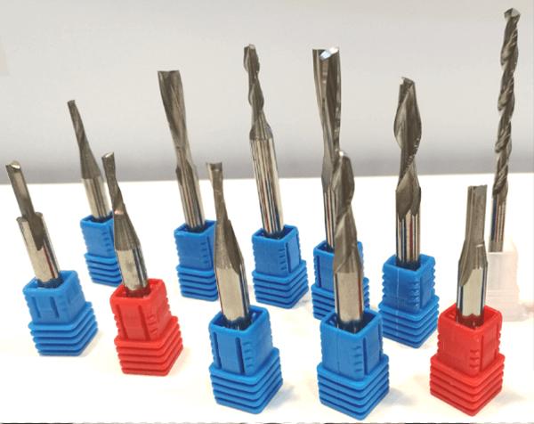 Irregular Solid Carbide Tools
