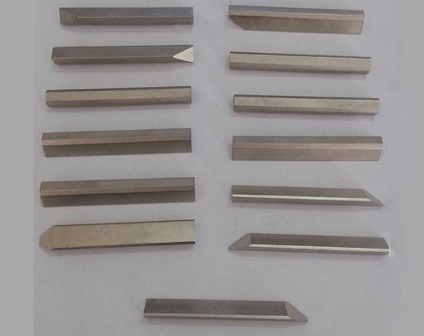Carbide Inserts for Wear Bar
