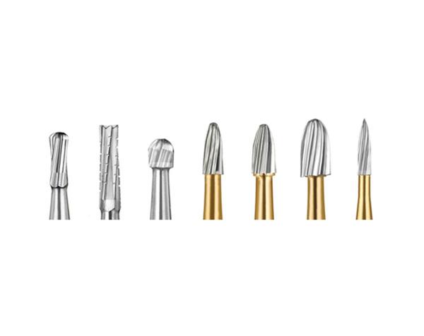 Carbide Dental Burs