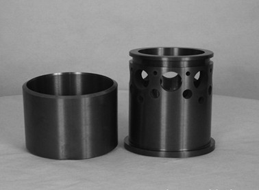 Application of carbide bushing