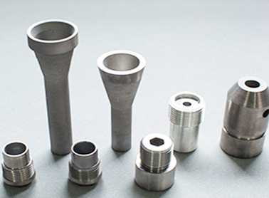 What are the advantages of carbide nozzles