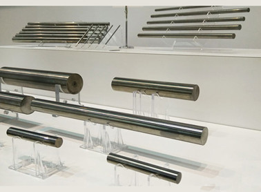 What are the characteristics of carbide rods