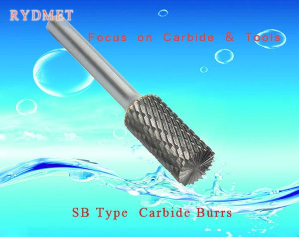 SB-Type Rotary Carbide burrs