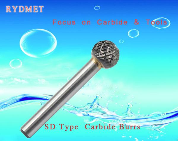 SD Carbide Rotary Burrs ( Carbide Files)