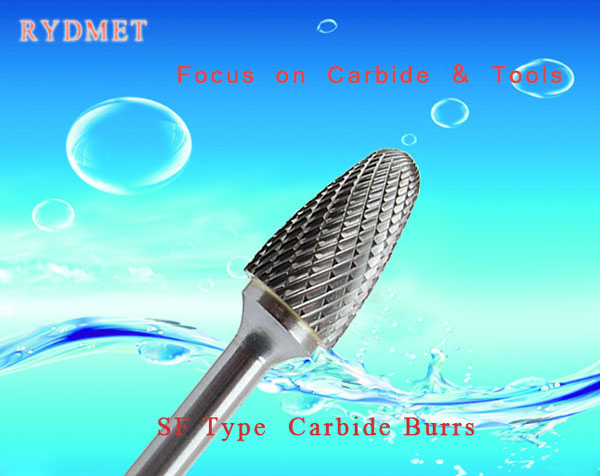 SF Carbide Rotary Burrs ( Carbide Files)
