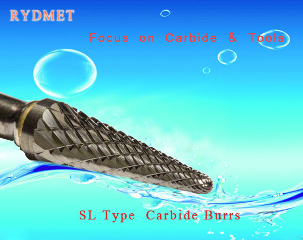 SL Cemented  Tungsten Carbide Burrs ( Rotary Carbide Files)