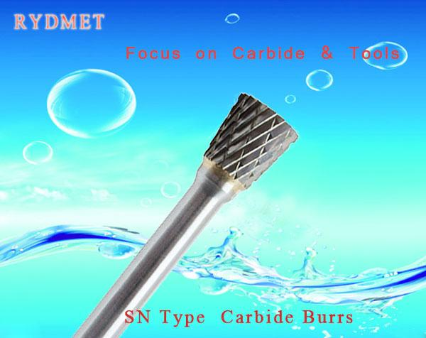 SN-Cemented  Carbide Burrs