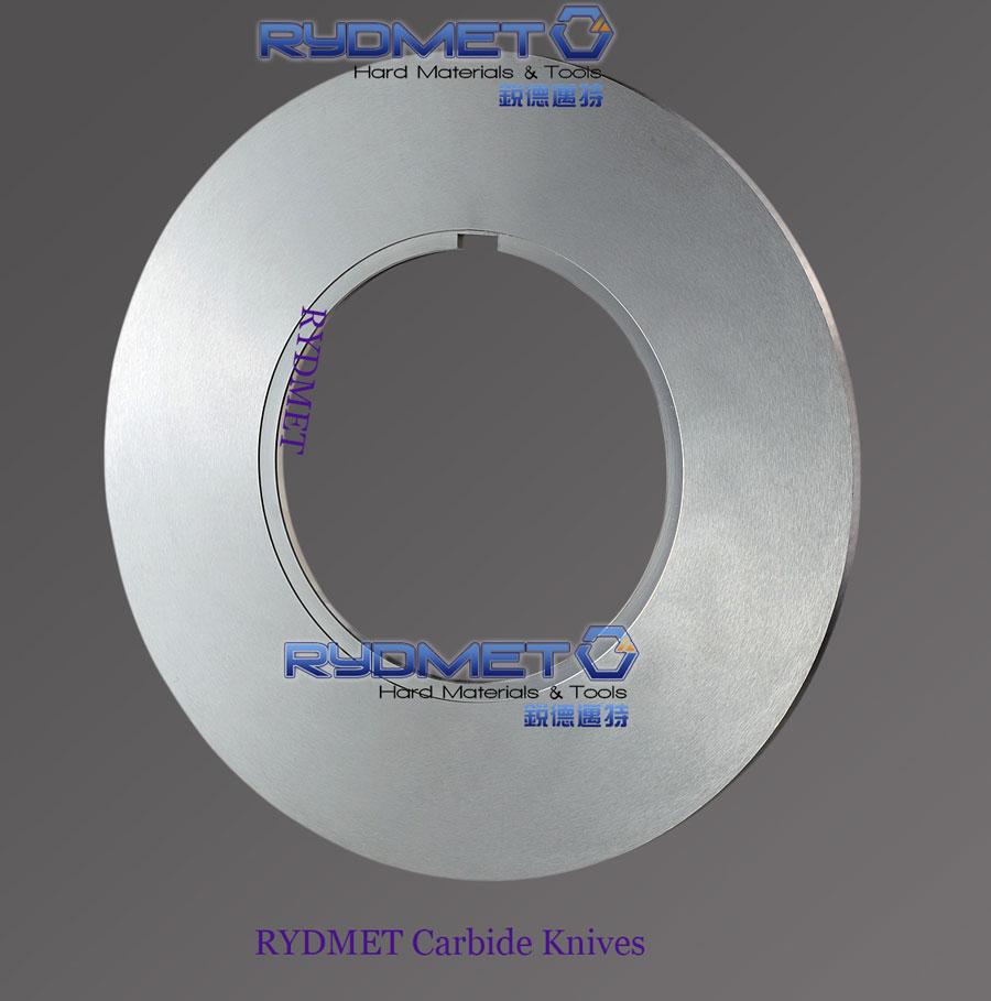 Carbide Circular Shear Knives